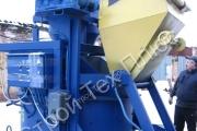 Принудительный бетоносмеситель СПД-375