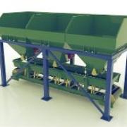 Дозаторы инертных материалов  DBIM-01